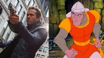 """Deadpool"" im Kult-Videospiel: Netflix verfilmt ""Dragon's Lair"" mit Ryan Reynolds"