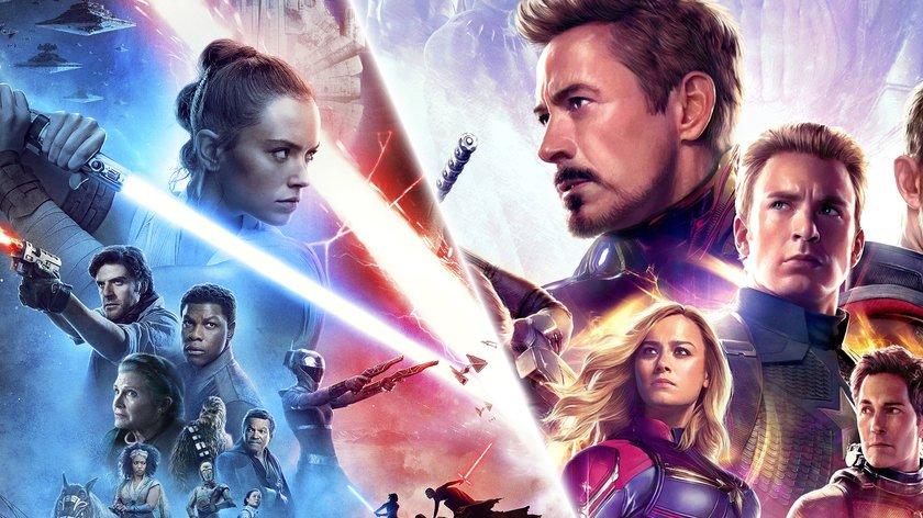 """""""Star Wars""""-Autor verrät: Das hat der mysteriöse neue Film mit dem MCU gemein"""