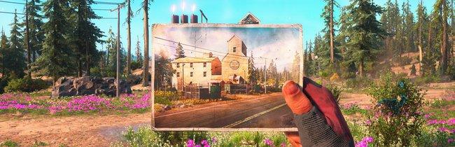 "Far Cry New Dawn: Alle Foto-Orte - Fundorte für ""Tausend Worte"""