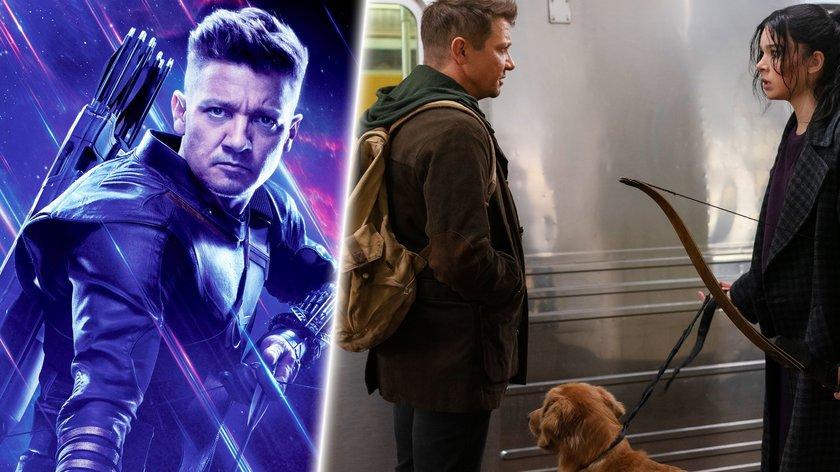 """Marvel-Fans jubeln: """"Hawkeye""""-Teaser-Trailer enthüllt weitere MCU-Rückkehr"""