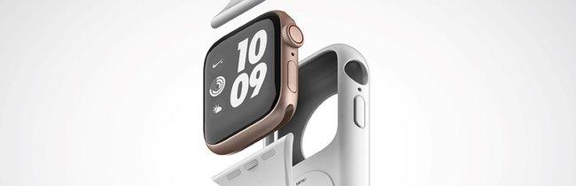Apple Watch Series 4: Dieses Retrocase weckt Erinnerungen an den iPod