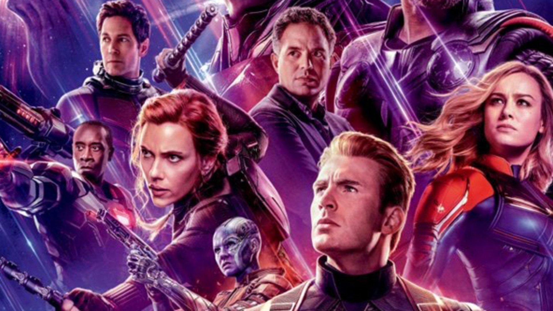 """""""Avengers 4: Endgame"""": Diese Szene war improvisiert!"""