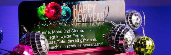 Silvester-Sprüche 2020/21: Die 35 besten Neujahrswünsche für WhatsApp, Facebook, SMS