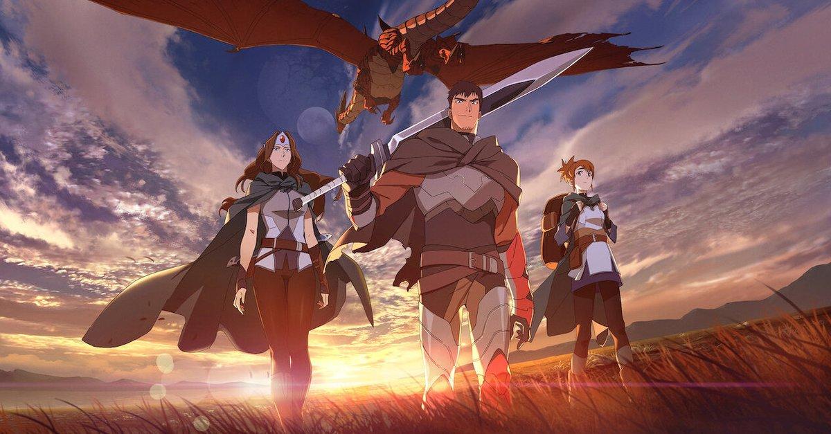 Netflix: Neuer spannender Trailer zum Anime der Legend-of-Korra-Macher