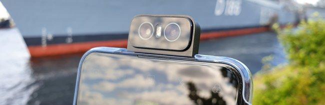 Asus ZenFone 6 im Kamera-Test: Mehr Freiheit durch Rotation