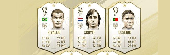 FIFA 19: Ikonen – Alle bestätigten FUT-Icons und Legenden