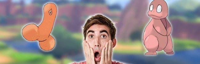 """11 """"geschälte"""" Pokémon: Fan erschafft skurrile Horror-Monster"""