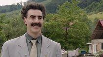 """Gefährliche Aktion bei """"Borat 2"""": Sacha Baron Cohen musste vor wütendem Mob fliehen"""