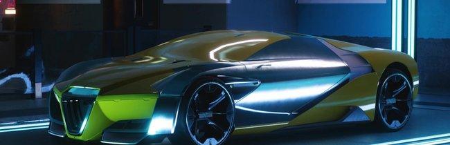 Cyberpunk 2077: Alle 40 Autos, Fahrzeuge und Motorräder - Fundorte und Bilder
