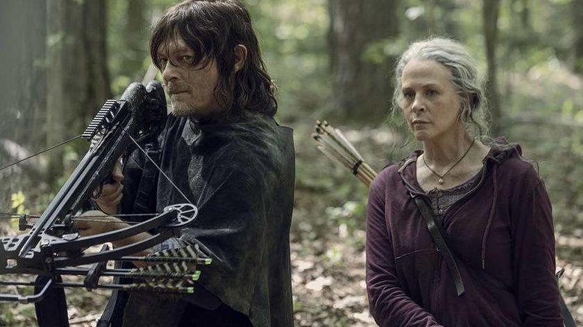 """Neues Bild zur letzten """"The Walking Dead""""-Staffel: Suchen sich Daryl und Co. ein neues Zuhause?"""