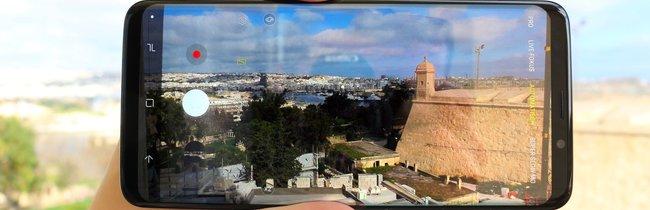 Samsung Galaxy S9 Plus: Dual-Kamera auf dem Prüfstand
