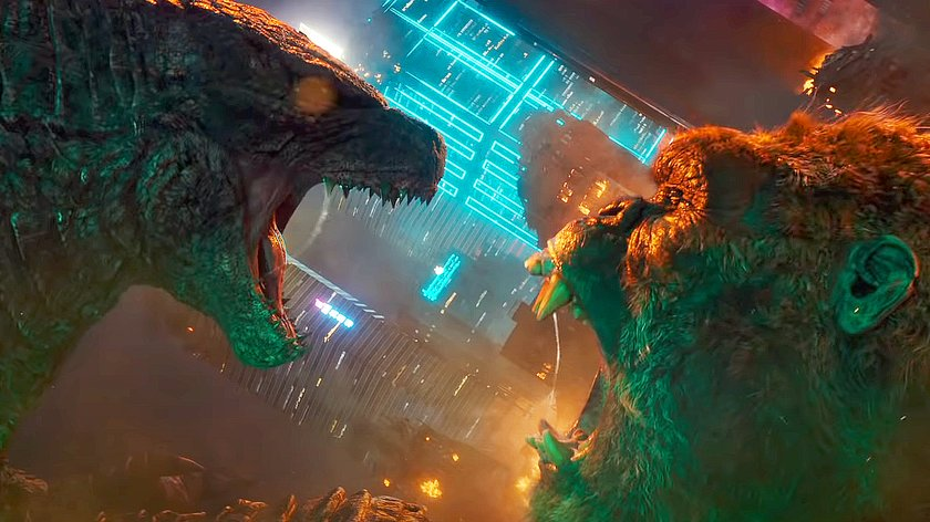 """Godzilla vs. Kong"": Neuer Trailer verrät schon das größte Geheimnis des Films"