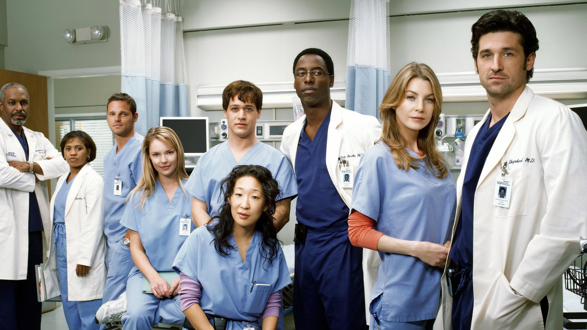 Greys Anatomy Staffel 11 Start
