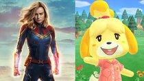 """""""Animal Crossing"""": MCUs Captain Marvel will in einer Verfilmung des Nintendo-Spiels dabei sein"""
