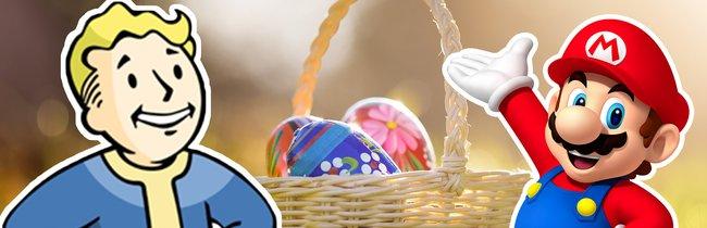 Frohe Ostern! Das sind die besten Easter Eggs aller Zeiten
