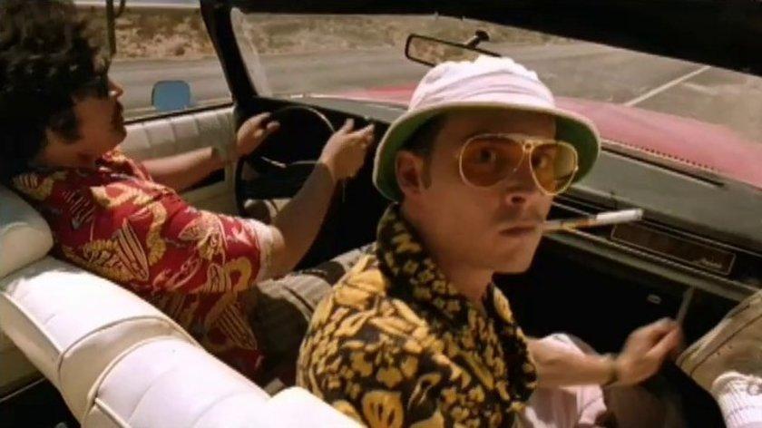 """Die 11 besten Zitate aus """"Fear and Loathing in Las Vegas"""""""
