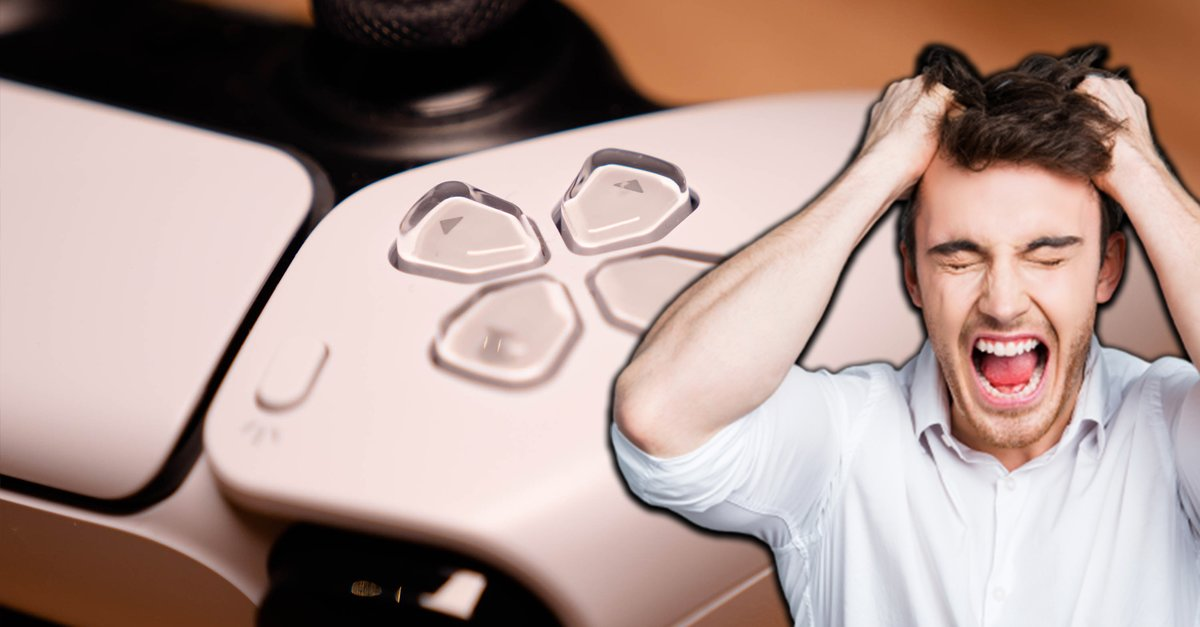 PS5: Merkwürdiges Controller-Detail treibt Spieler in den Wahnsinn