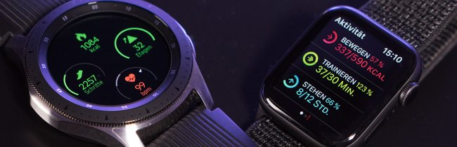 Die 21 schönsten Smartwatches, Fitness-Tracker & Wearables