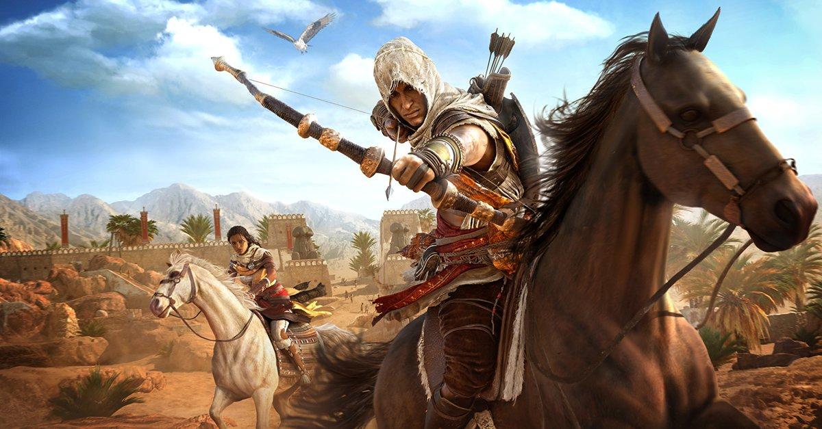 Assassin's Creed und Die Siedler im Angebot: Historical Sale bei Ubisoft