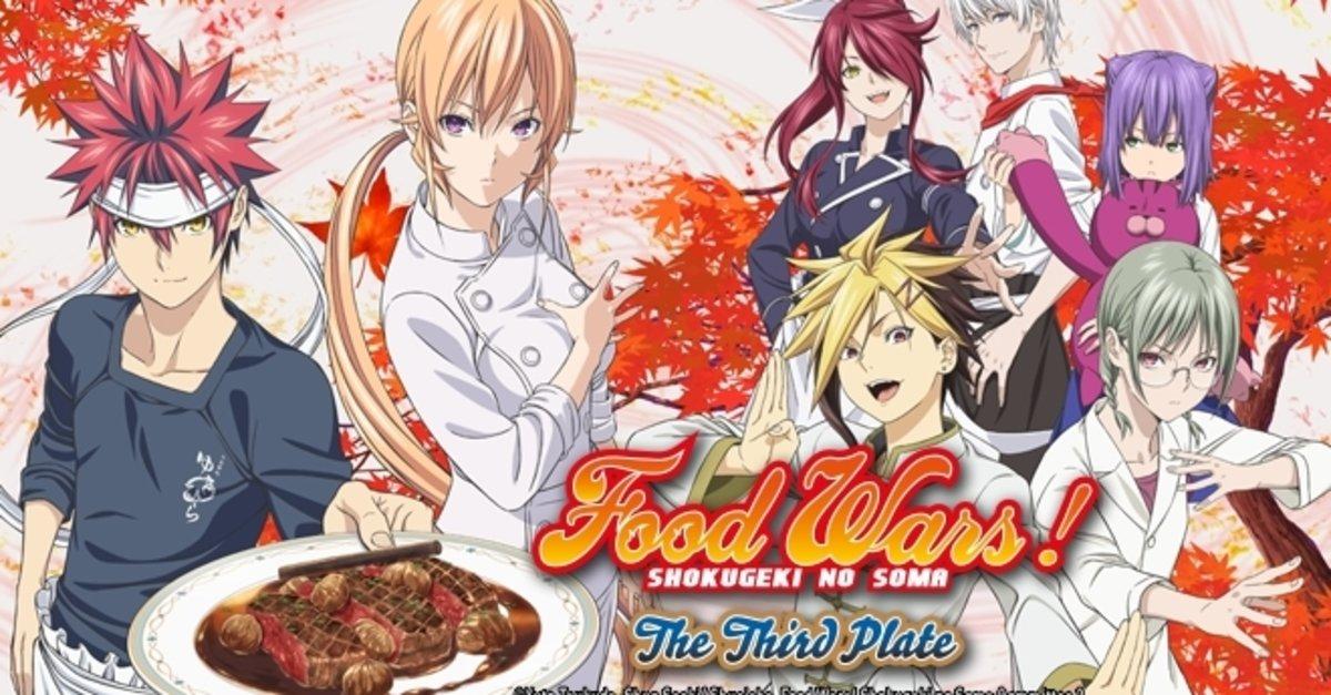 Food Wars Staffel 3 Bs