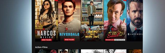 Top 10: Die aktuell beliebtesten Netflix-Serien in Deutschland