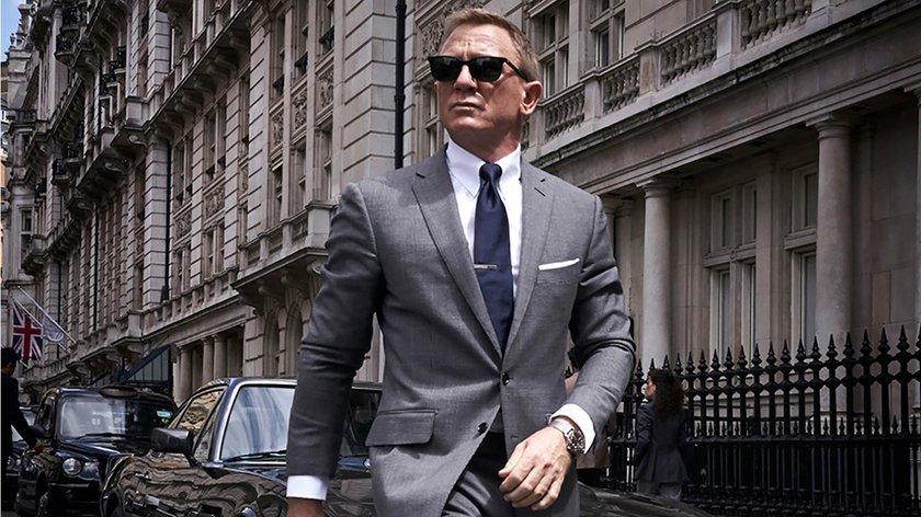 """""""Keine Zeit zu sterben""""-Video: Daniel Craig kommen die Tränen beim James-Bond-Abschied"""