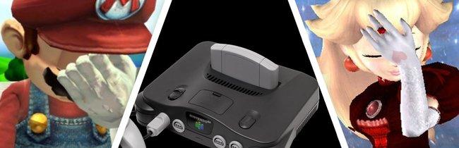 Die schlechtesten N64-Spiele aller Zeiten
