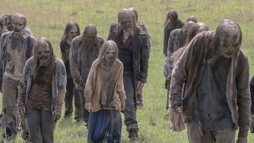 """Änderung bei """"The Walking Dead"""": Darum schlafen die Zombies plötzlich"""