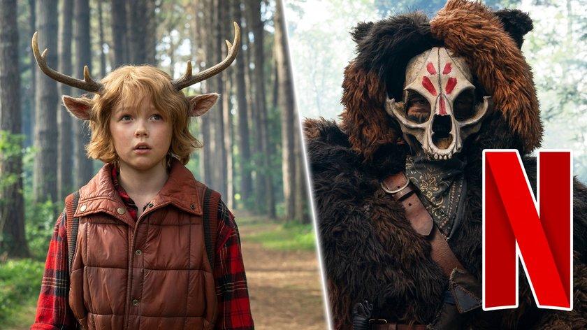 """MCU-Star Robert Downey Jr. macht irre DC-Serie für Netflix: Erster Teaser-Trailer zu """"Sweet Tooth"""""""