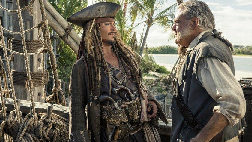 """""""Fluch der Karibik"""" ohne Jack Sparrow? Nächster Star fordert seine Rückkehr"""