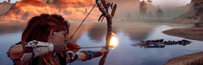 Horizon - Zero Dawn: Alle Jagdprüfungen im Video - so schafft ihr jede Glutsonne