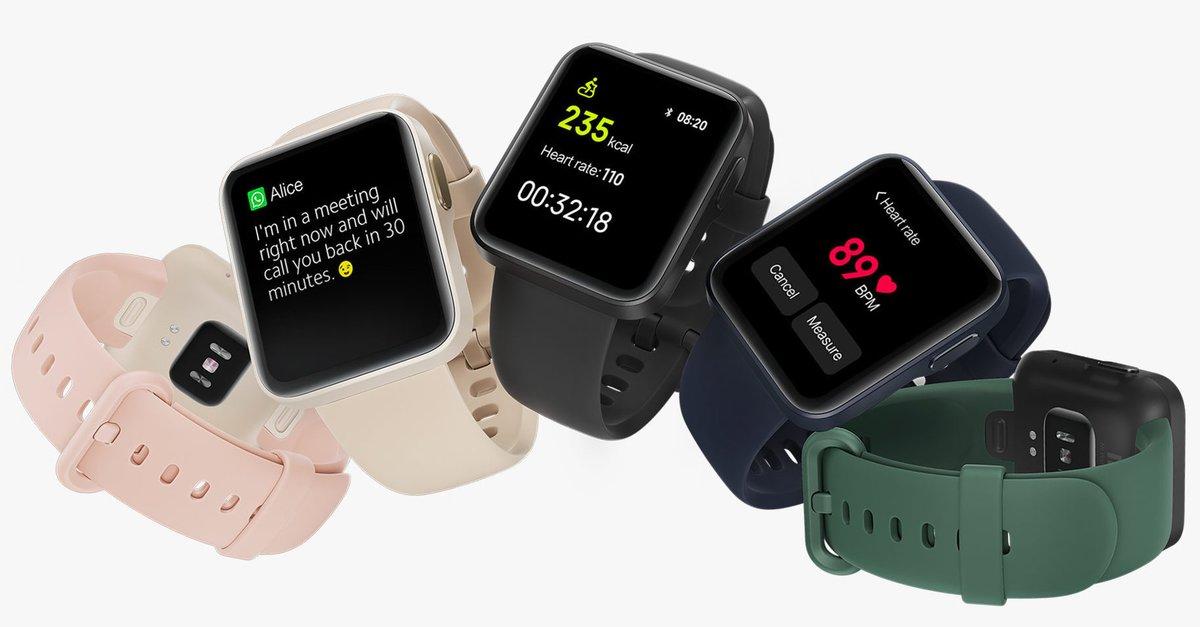 Xiaomi-Smartwatch im Angebot: Amazon verkauft Dauerläufer mit 19 Prozent Rabatt - Giga