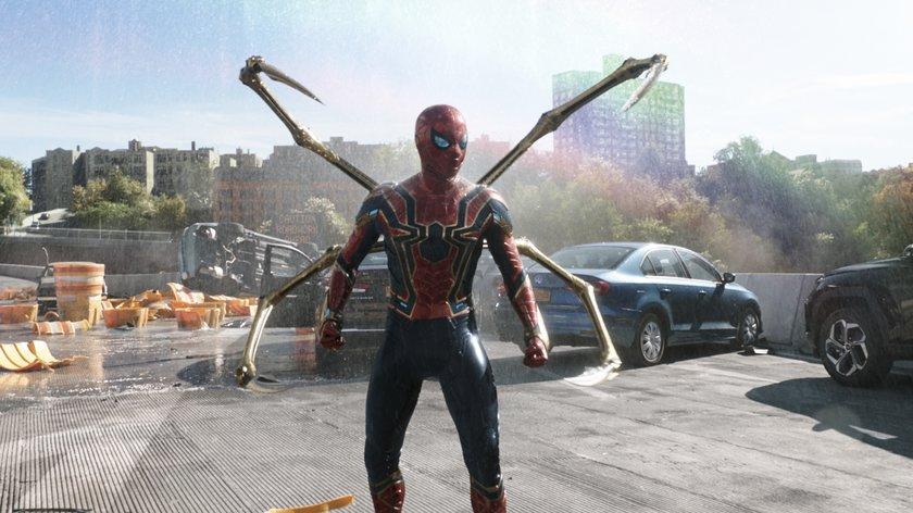 """Taucht er doch im MCU auf? """"Spider-Man: No Way Home""""-Werbung lässt Marvel-Fans aufhorchen"""