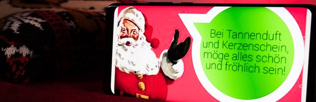 Die 24 schönsten Weihnachts-Sprüche 2020 – für WhatsApp, Facebook, SMS