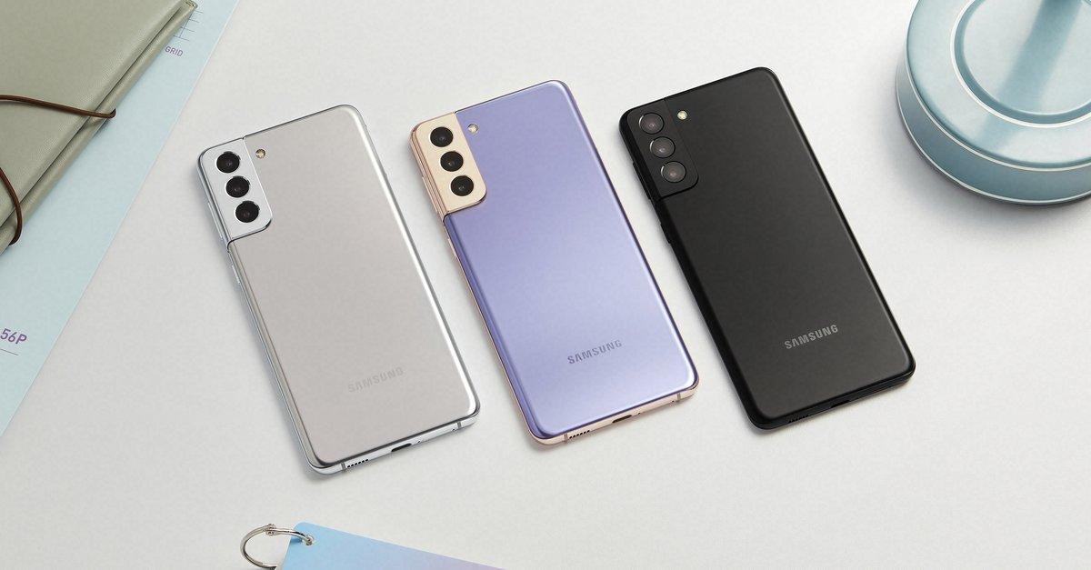 Ist das Samsung Galaxy S21 (Plus/Ultra) wasserdicht? – IP-Zertifzierung