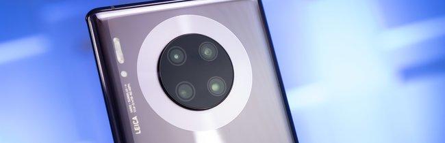 Huawei Mate 30 Pro im Kamera-Test: Besser als erwartet