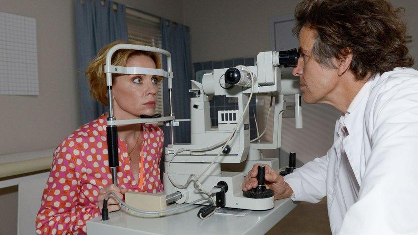 GZSZ: Yvonne bleibt kaum Zeit – Erblindung schreitet schneller voran als gedacht