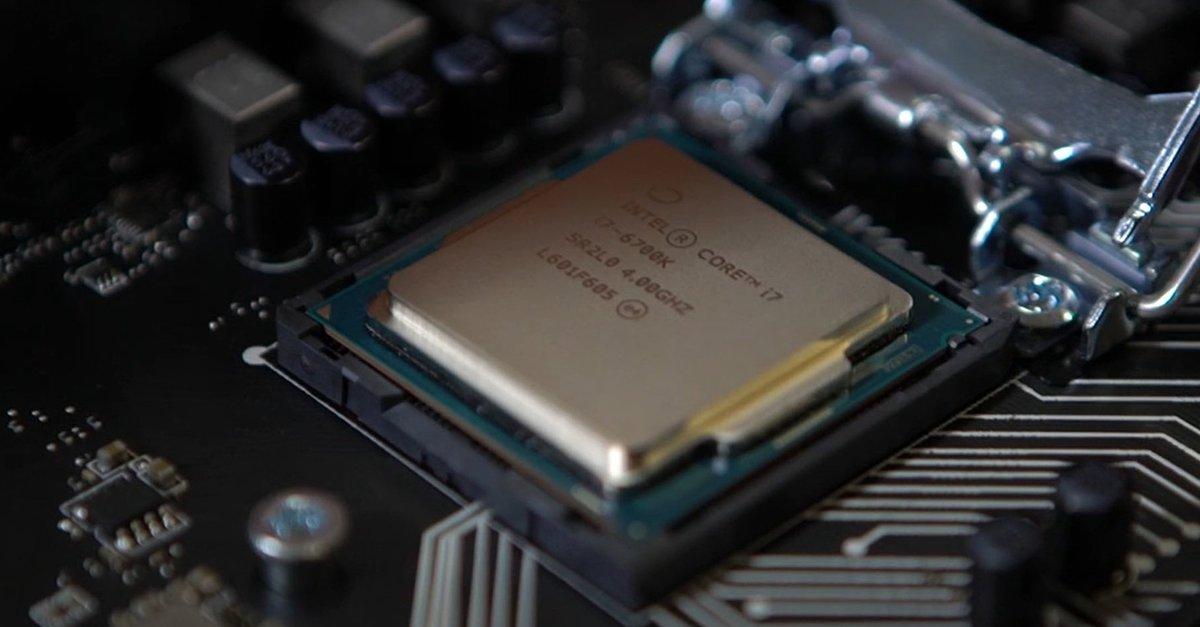 Billiger Top-Prozessor von Intel: Macht sich der Chiphersteller selbst Konkurrenz?