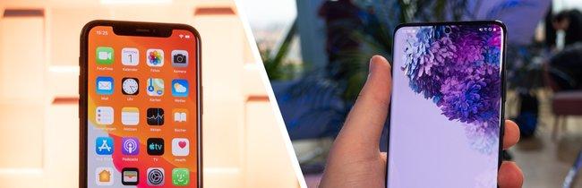 Aufgepasst, Apple: 8 Features vom Galaxy S20, die wir im iPhone 12 Pro sehen wollen!