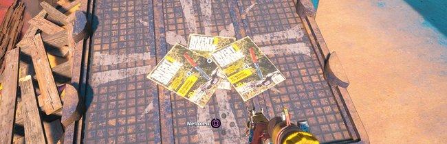 Far Cry New Dawn: Alle Schatzsuchen - Fundorte und Lösungen