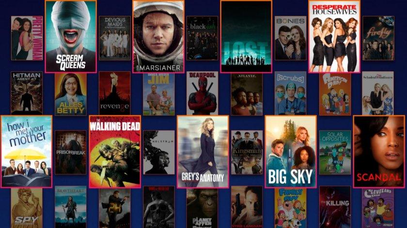 Neu auf Disney+ im Februar 2021: Star bietet 330 neue Filme und Serien für Erwachsene