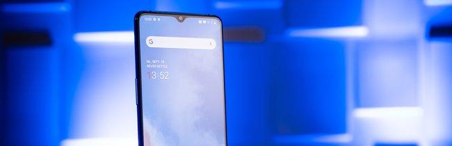 OnePlus 7T in Bildern: So sieht das Top-Handy mit neuer Display-Technik aus