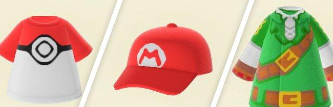 Animal Crossing - New Horizons: Die besten Design-IDs - Pokémon, Zelda, Mario und mehr