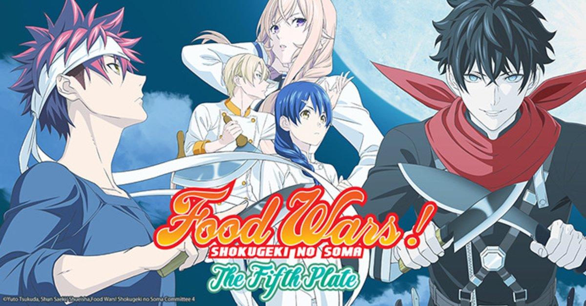 Food Wars Staffel 5