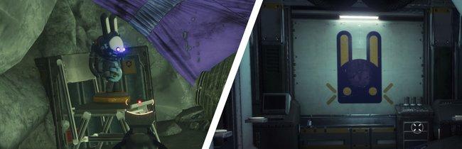 Destiny 2 Shadowkeep: Alle Hasenfiguren - Fundorte