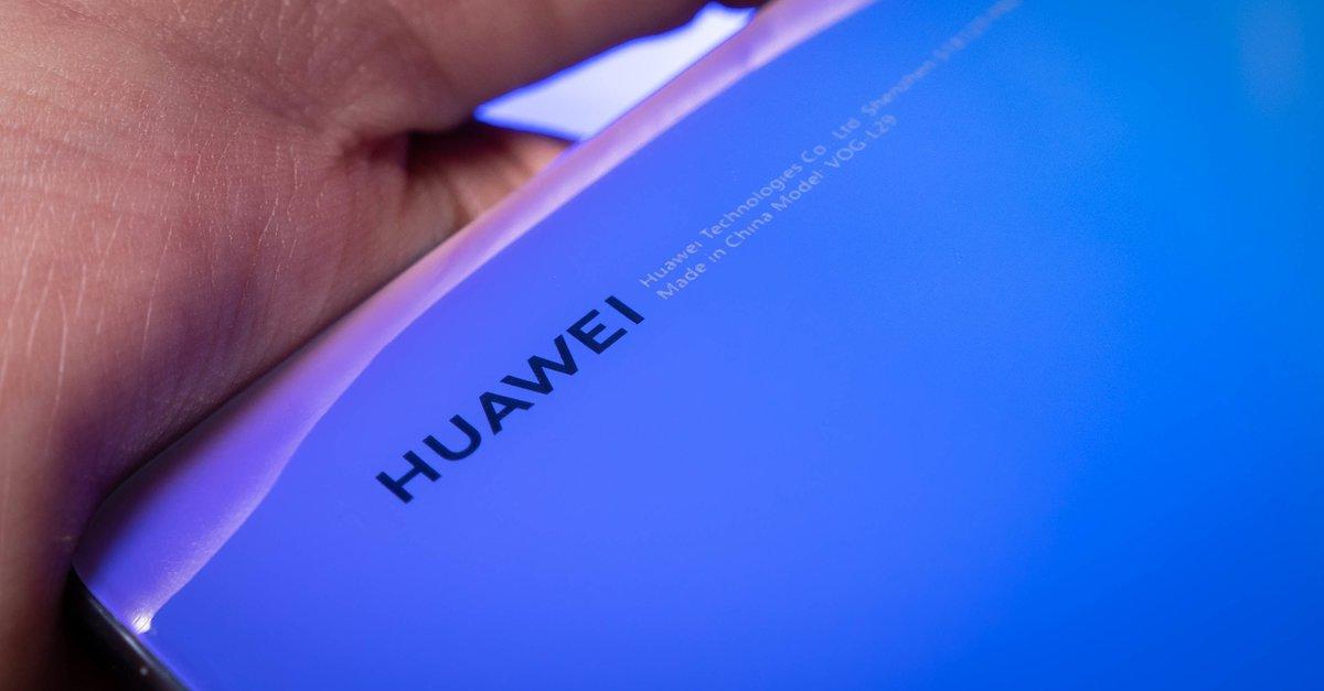 US-Bann: Huawei kommt mit blauem Auge davon