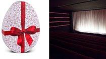 Cinemaxx-Gewinnspiel: Wir verlosen fünf Kino-Geschenkboxen in Osterei-Form!