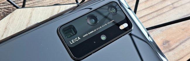 Huawei P40 Pro im Kamera-Test: Viel Licht, wenig Schatten
