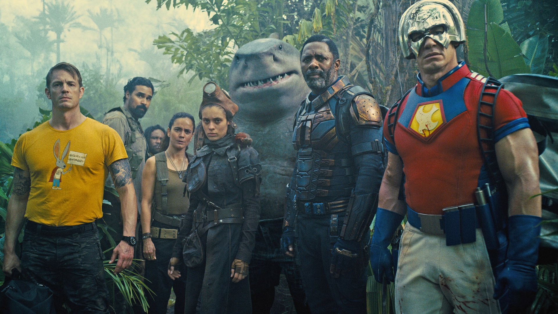 Will Harley Quinn, Peacemaker, King Shark and Co. return for a sequel? ·  KINO.de