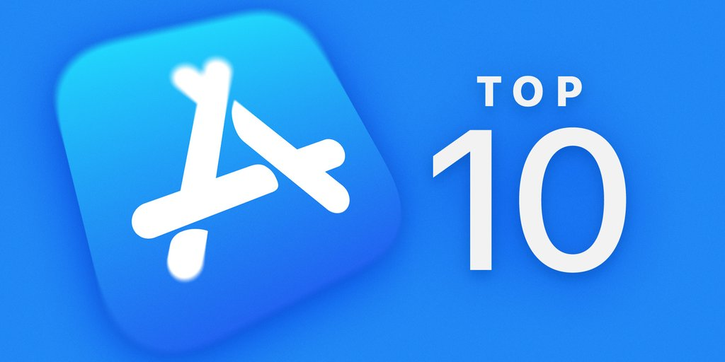 Top 10: Die aktuell beliebtesten iPhone-Apps in Deutschland